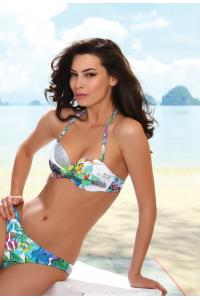 Bikini con la brasileña y cristales Swarovski Jolidon F2296BI