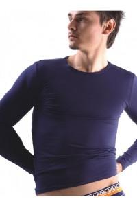 Camiseta con mangas largas M13